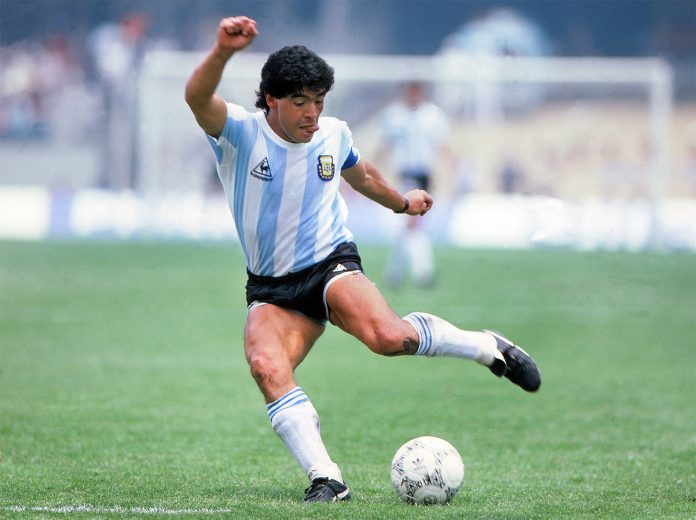 Life and times of Diego Maradona – The highs and lows