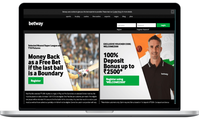 How to register and bet on Betway Mali – Step by step guide