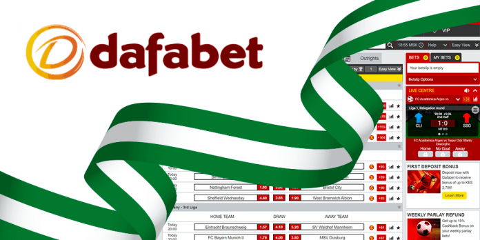 How to register and bet on Dafabet Nigeria - Step by step guide