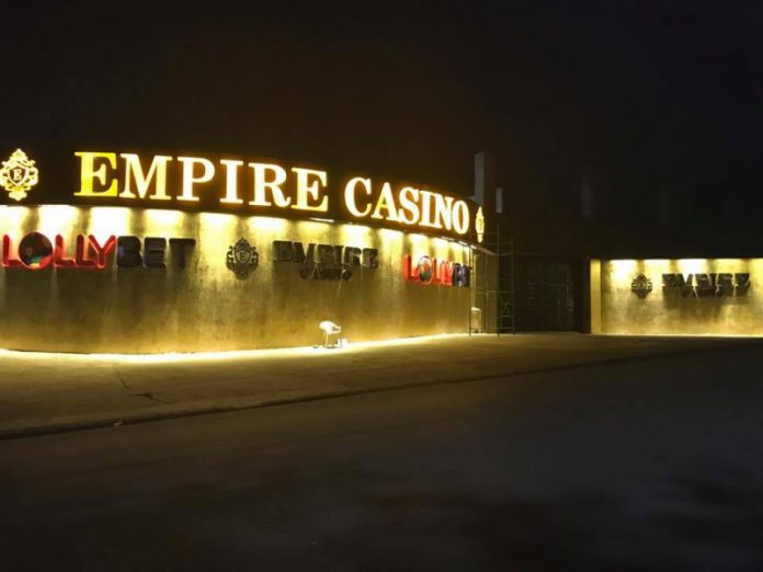 How to play on Empire Casino Uganda - Step by step guide
