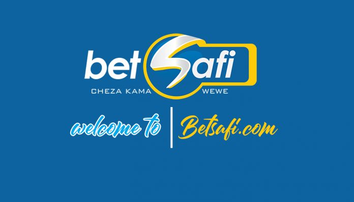 How to register and bet on BetSafi - Step by step guide