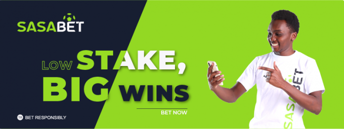 How to register and bet on SasaBet Kenya - Step by step guide