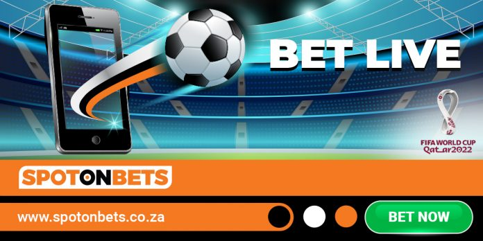 How to register and bet on Spotonbets South Africa - Step by step guide